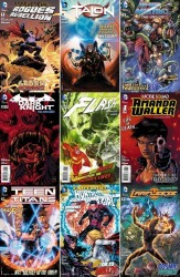 Collection DC - The New 52 (26.03.2014, week 12)