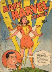 Mary Marvel #01-28