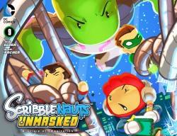 Scribblenauts Unmasked - A Crisis of Imagination #9