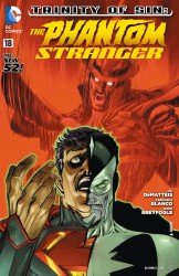 Trinity Of Sin - The Phantom Stranger #18
