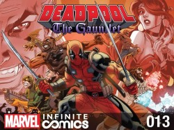 Deadpool - The Gauntlet #13