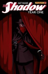 The Shadow - Year One #8