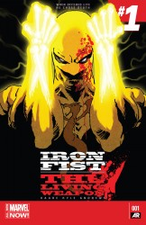 Iron Fist - The Living Weapon #01