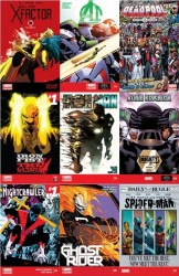 Collection Marvel (09.04.2014, week 14)