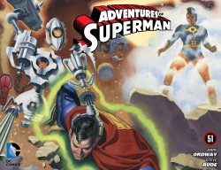 Adventures of Superman #51