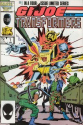 G.I. Joe and the Transformers ##01-04 Complete
