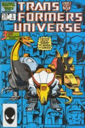 Transformers Universe #01-04 Complete