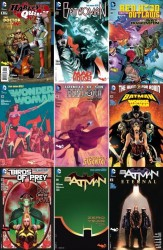 Collection DC - The New 52 (16.04.2014, week 15)