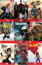 Collection Marvel (16.04.2014, week 15)
