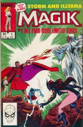 Magik (Illyana and Storm Limited Series) #01-04 Complete