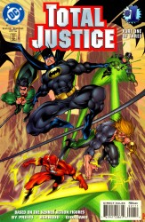 Total Justice (1-3 series) Complete
