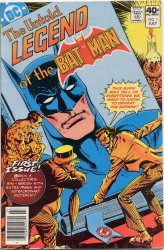 The Untold Legend of the Batman (1-3 series) Complete