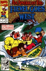 An American Tail - Fievel Goes West #01-03 Complete