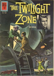 Four Color Comics #1288 - The Twilight Zone