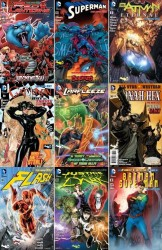 Collection DC - The New 52 (23.04.2014, week 16)