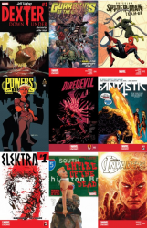 Collection Marvel (23.04.2014, week 16)