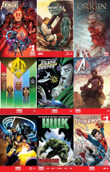 Collection Marvel (30.04.2014, week 17)