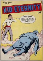 Kid Eternity (Volume 1) 1-18 series