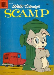 Scamp (Volume 1) 5-16 series