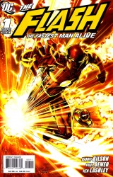 Flash - The Fastest Man Alive (1-13 series) Complete