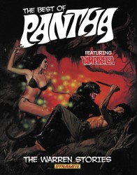 The Best of Pantha - The Warren Stories