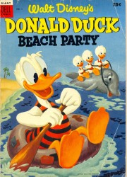 Donald Duck Beach Party (1-6 series) Complete