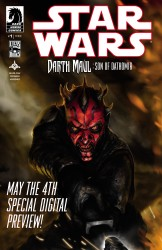 Star Wars - Darth Maul - Son of Dathomir #01 Preview