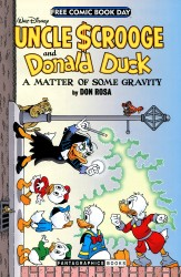 Uncle Scrooge and Donald Duck - A Matter of Some Gravity #01