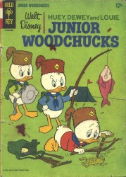 Huey, Dewey and Louie Junior Woodchucks (1-81 series) Complete