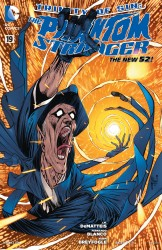 Trinity Of Sin - The Phantom Stranger #19