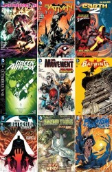 Collection DC - The New 52 (07.05.2014, week 18)