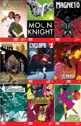 Collection Marvel (07.05.2014, week 18)
