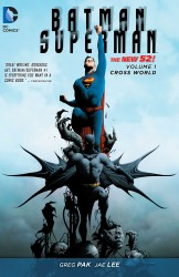 Batman-Superman - Cross World Vol.1