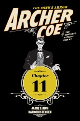 Archer Coe and the Thousand Natural Shocks #11