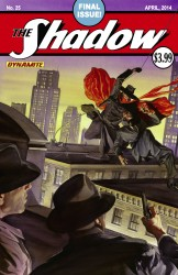 The Shadow #25