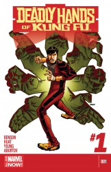 Deadly Hands of Kung Fu #01