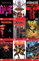 Collection Marvel (14.05.2014, week 19)