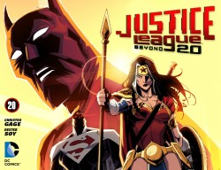 Justice League Beyond 2.0 #20