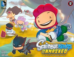 Scribblenauts Unmasked - A Crisis of imagination #12