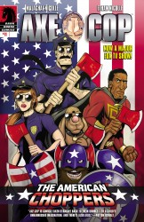Axe Cop – American Choppers #1