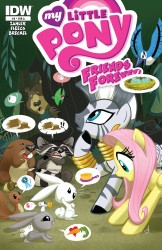 My Little Pony - Friends Forever #5