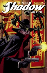 The Shadow - Year One #9