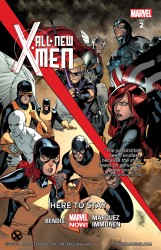 All-New X-Men - Here To Stay Vol.2