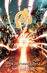 Avengers - The Last White Event Vol.2