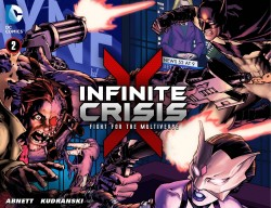 Infinite Crisis - Fight for the Multiverse #02