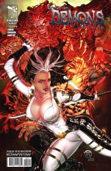 Grimm Fairy Tales Presents Demons The Unseen #2