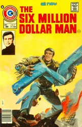Six Million Dollar Man (1-9 series) Complete