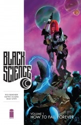 Black Science Vol.1 - How To Fall Forever