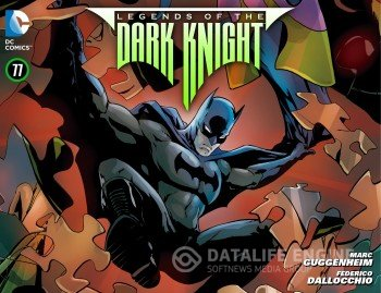 Legends of the Dark Knight #77