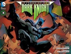 Legends of the Dark Knight #78